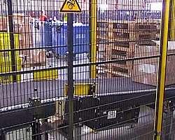 Fábrica tela de proteção para máquinas