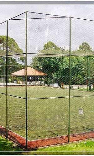Alambrados para quadras poliesportivas