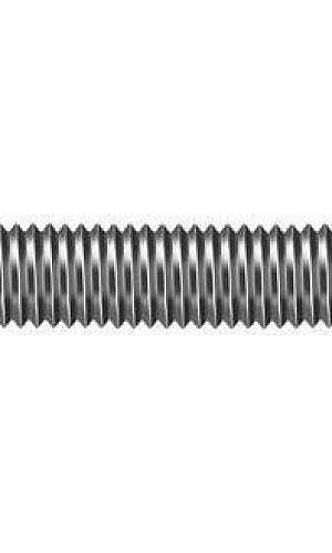 Barra roscada em alumínio