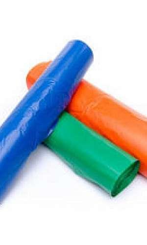 Cotação de saco plástico colorido