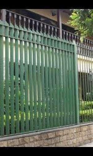 Fábrica de grades de ferro