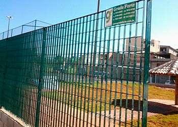 Fabricante de portões gradil