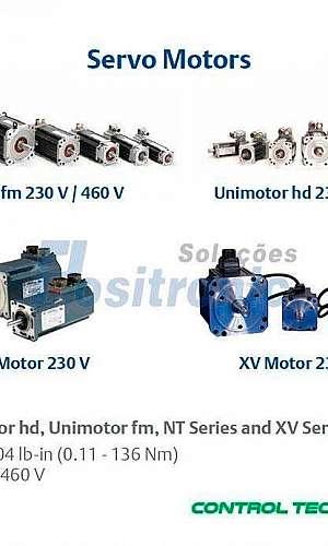 Fornecedores de servo motor