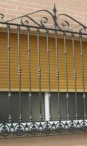 Grades de ferro para janelas preço