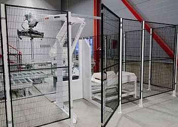 Indústria de grade de proteção para máquinas