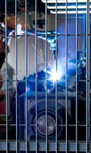 Grades de proteção para maquinas troax