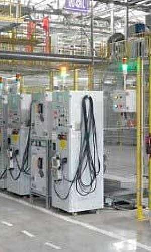 Proteção para maquinas e equipamentos