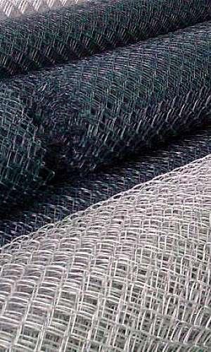 Tela alambrado galvanizada