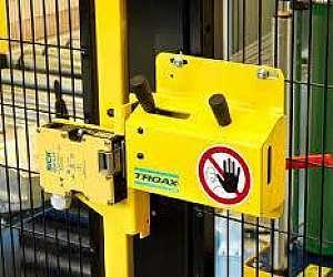troax safe lock